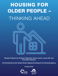 Housing for Older People - Thinking Ahead