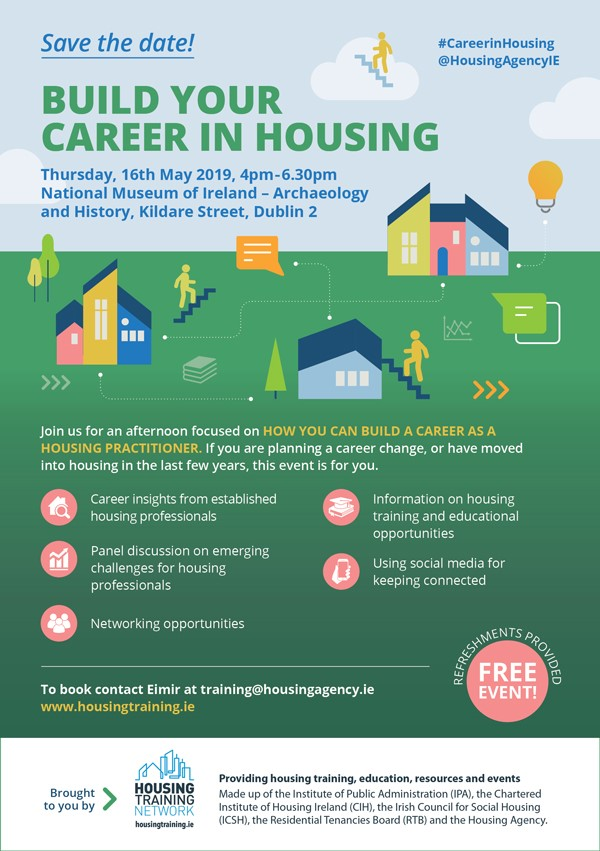 Build Your Career In Housing Event