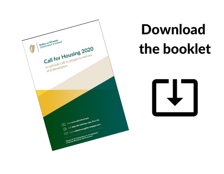 Call for Housing 2020 booklet