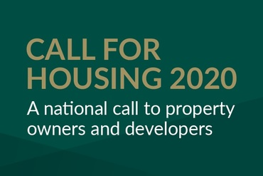 Minister Darragh O'Brien launches Call for Housing 2020