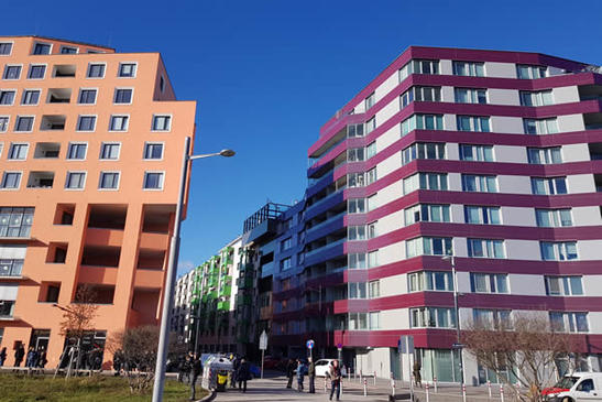 Housing Agency hosts Vienna Model of public housing exhibition