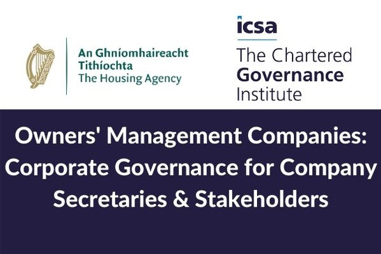 Owners' Management Companies: Corporate Governance for Company Secretaries & Stakeholders