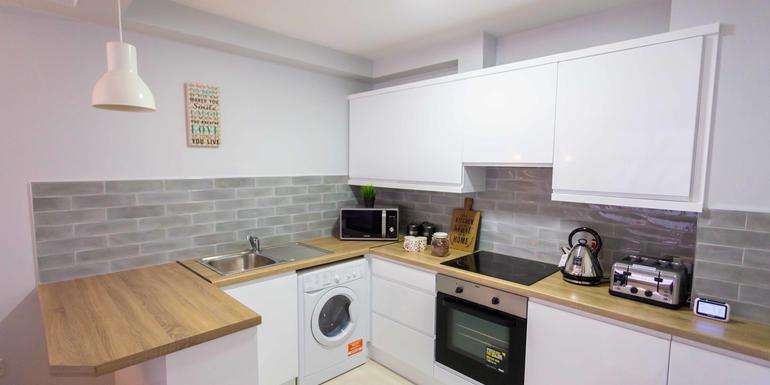 The Housing Agency, in association with Peter McVerry Trust, provide 13 refurbished apartments