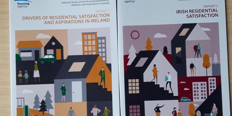 Launch of Initial Reports from National Study of Irish Housing Experiences Attitudes and Aspirations