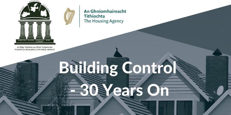 Building Control - 30 Years On