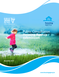 Ireland 2040 Public Consultation - Housing Agency submission