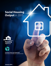 Social Housing Output in 2015