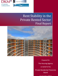 Rent Stability in the Private Rented Sector: Final Report