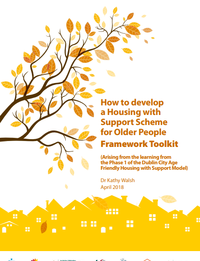 How to Develop a Housing with Support Scheme for Older People: Framework Toolkit