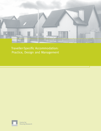 Traveller-Specific Accommodation: Practice, Design and Management