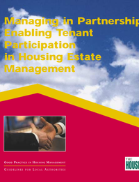Good Practice Guidelines: Tenant Participation