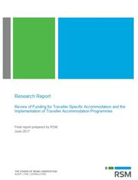 Review of funding for Traveller-Specific Accommodation and the Implementation of Traveller Accommodation Programmes