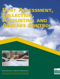 Good Practice Guidelines: Rent Assessment, Collection, Accounting and Arrears Control