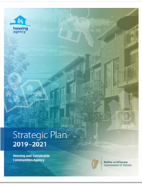 The Housing Agency Strategic Plan 2019-2021