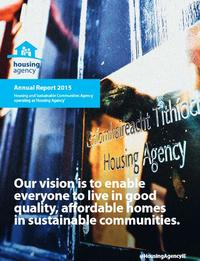 Housing Agency Annual Report 2015