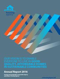 Housing Agency Annual Report 2016