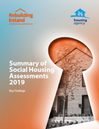 Summary of Social Housing Assessments 2019