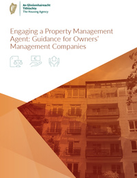 Engaging a Property Management Agent: Guidance for Owners' Management Companies